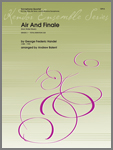 Air And Finale (from Water Music)