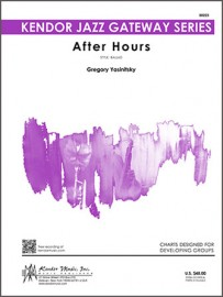 After Hours (Digital Download Only)
