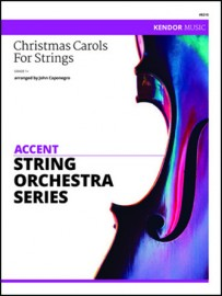 Christmas Carols For Strings (Digital Download Only)