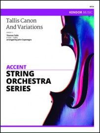 Tallis Canon And Variations (Digital Download Only)