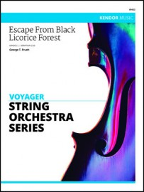 Escape From Black Licorice Forest