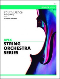 Youth Dance (Xinjiang Folk Song) (Digital Download Only)