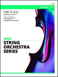Ode To Joy (Symphony No. 9, Mvt. 4)