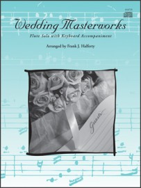 Wedding Masterworks - Flute (Replacement CD Only)