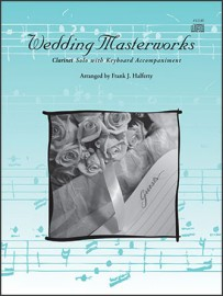 Wedding Masterworks - Clarinet (Replacement CD Only)