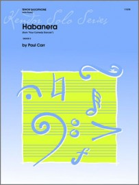 Habanera (from 'Four Comedy Dances') (Digital Download Only)