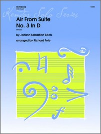 Air From Suite No. 3 In D