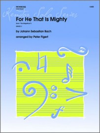 For He That Is Mighty (from 'The Magnificat')