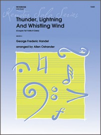 Thunder, Lightning And Whistling Wind (Coupre Tal Volta Il Cielo)