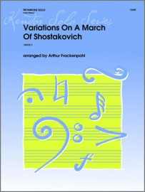 Variations On A March Of Shostakovich (Digital Download Only)