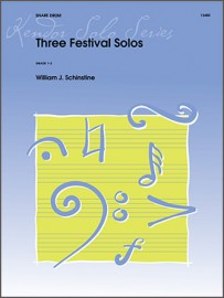 Three Festival Solos (Digital Download Only)