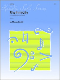 Rhythmicity (10 Competition Solos For Timpani) (Digital Download Only)