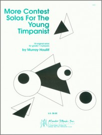 More Contest Solos For The Young Timpanist
