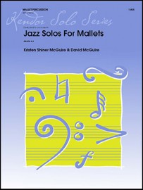 Jazz Solos For Mallets
