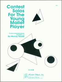 Contest Solos For The Young Mallet Player