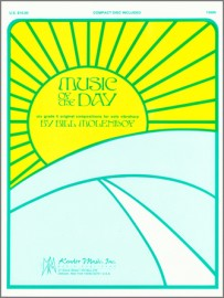 Music Of The Day (Book with MP3s)