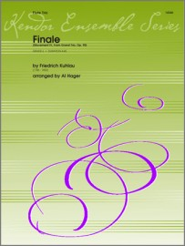 Finale (Movement IV, From Grand Trio, Op. 90) (Digital Download Only)