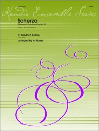 Scherzo (Movement II from Grand Trio, Op. 90)