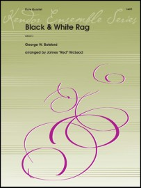 Black And White Rag (Digital Download Only)
