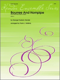 Bourree And Hornpipe (From Water Music Suite In F Major) (Digital Download Only)