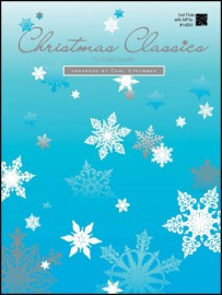 Christmas Classics For Flute Quartet - 2nd Flute with MP3s