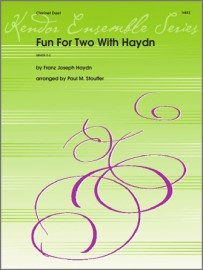 Fun For Two With Haydn (Digital Download Only)