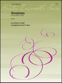 Grazioso (from The Four Seasons - Winter) (Digital Download Only)