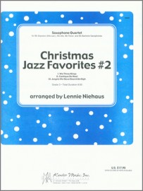 Christmas Jazz Favorites #2 (Digital Download Only)