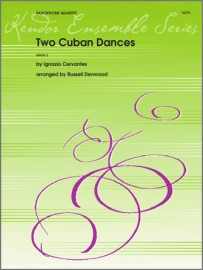 Two Cuban Dances (Digital Download Only)