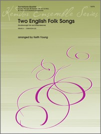 Two English Folk Songs (Scarborough Fair and Greensleeves)