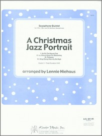 Christmas Jazz Portrait, A (Digital Download Only)