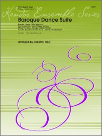 Baroque Dance Suite (Digital Download Only)