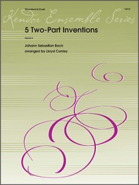 5 Two-Part Inventions (Digital Download Only)