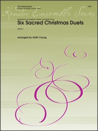 Six Sacred Christmas Duets (Out of Stock - Available Soon)