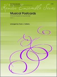 Musical Postcards (10 Woodwind Quartets From Around The World)