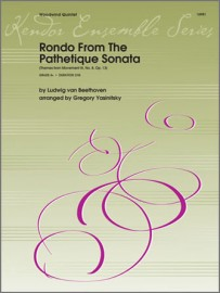 Rondo From The Pathetique Sonata (Themes From Movement III, No. 8, Op. 13)