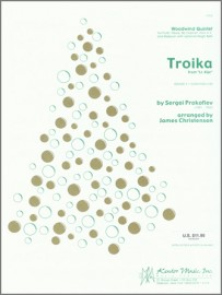 Troika from 'Lt. Kije' (Digital Download Only)