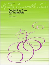 Beginning Trios For Trumpets (Digital Download Only)