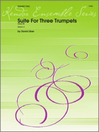 Suite For Three Trumpets (Opus 28)