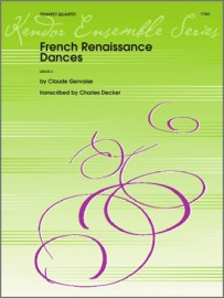 French Renaissance Dances (Digital Download Only)