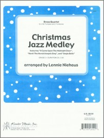 Christmas Jazz Medley (Digital Download Only)