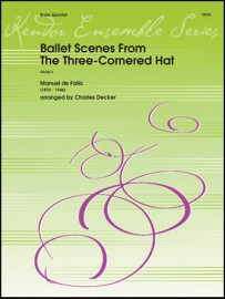 Ballet Scenes From The Three-Cornered Hat