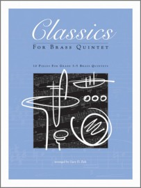 Classics For Brass Quintet - Horn In F