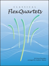 Classical FlexQuartets - C Treble Clef Instruments