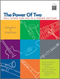 Power Of Two, The - Full Score