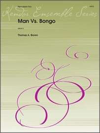 Man Vs. Bongo (Digital Download Only)