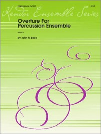 Overture For Percussion Ensemble