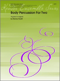 Body Percussion For Two (Digital Download Only)