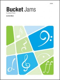 Bucket Jams, 6 Junkyard Pieces
