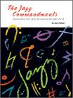 Jazz Commandments, The (Guidelines For Jazz Articulation And Style) - C Treble Clef Instruments with MP3s